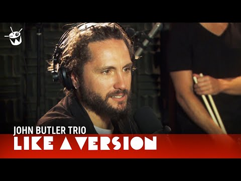John Butler Trio cover Pharrell Williams 'Happy' for Like A Version