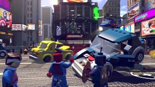 PS4 Lego: Marvel Super Heroes Gameplay Part 3 Times