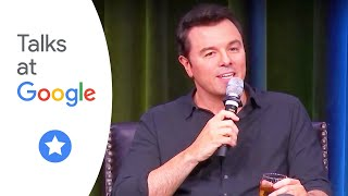 """Seth MacFarlane and behind-the-scenes creative team: """"The Orville""""   Talks at Google"""