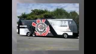 Os 10 Ônibus De Times Mais Bonitos