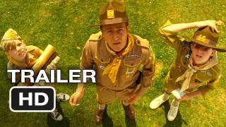 Moonrise Kingdom Official Trailer #1 Wes Anderson Movie