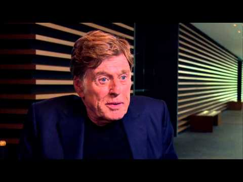 Captain America: The Winter Soldier: Robert Redford