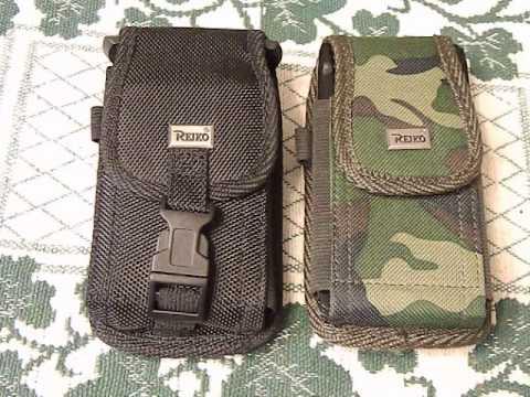 Flea Market Gold - quality $5 pistol magazine holster