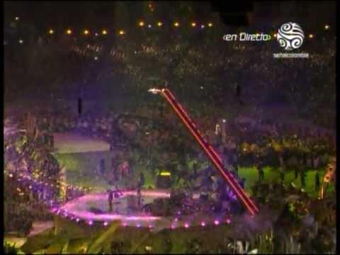 Coldplay - Viva la vida ( Paralympics closing ceremony 2012)