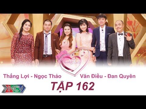 Thắng Lợi - Ngọc Thảo   Văn Điều - Đan Quyên   VỢ CHỒNG SON   Tập 162   18/09/2016
