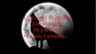 Mecano Hijo De La Luna ( French Version )