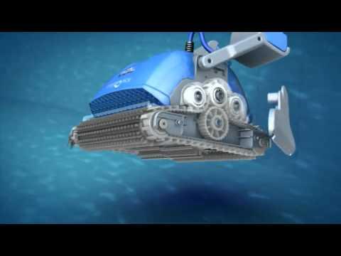 robots limpiadores dolphin para piscinas dolphin supreme youtube. Black Bedroom Furniture Sets. Home Design Ideas