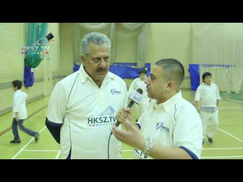 4585HKSZ TV Zaheer Abbas Stars Stars Stars In London
