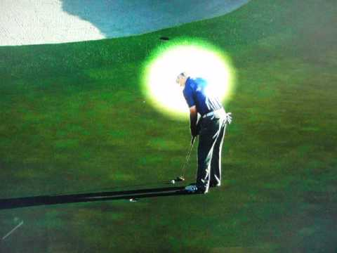Jordan Spieth - Look at the Hole on Short Putts (2014 Masters)