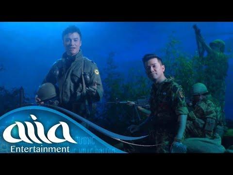 Kẻ Ở Miền Xa - Huỳnh Phi Tiễn & Đặng Thế Luân (Asia DVD 74)