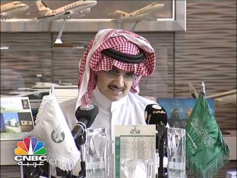 الوليد بن طلال يتبرع بكامل ثروته للأعمال الخيرية