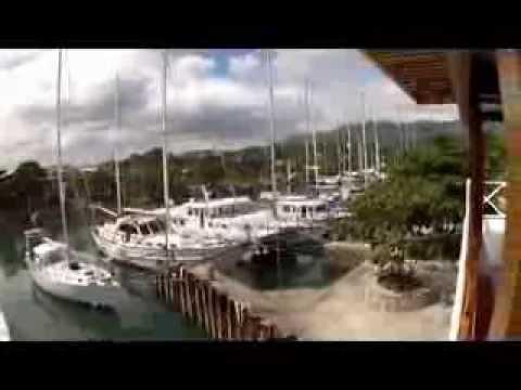 Philippines -- Glimpses of Cebu marine facilities