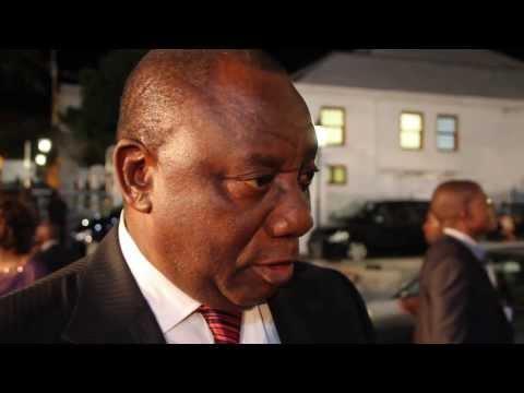 Reaksie op Zuma se staatsrede