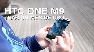 HTC One m9, análisis tras un mes de uso