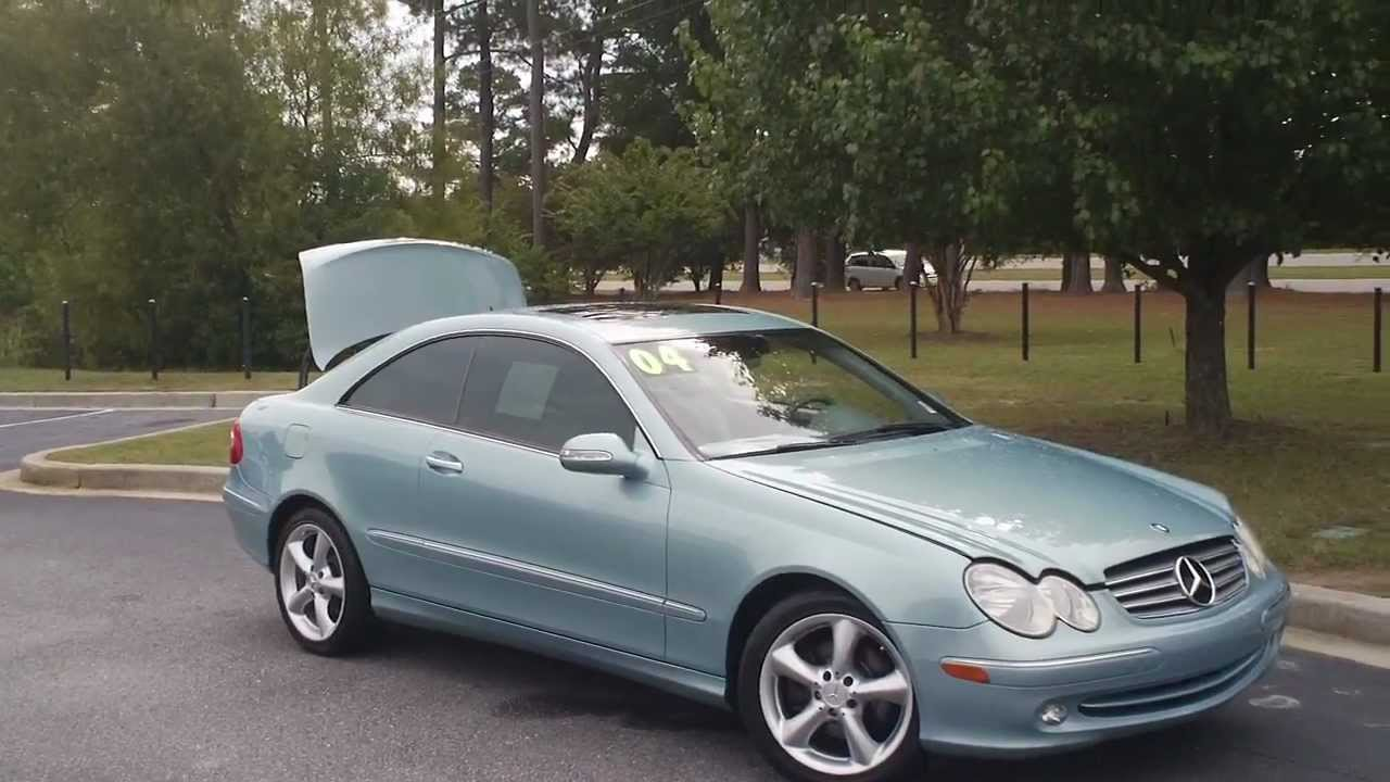 2004 mercedes benz clk320 capitol automotive used cars for Mercedes benz florence sc