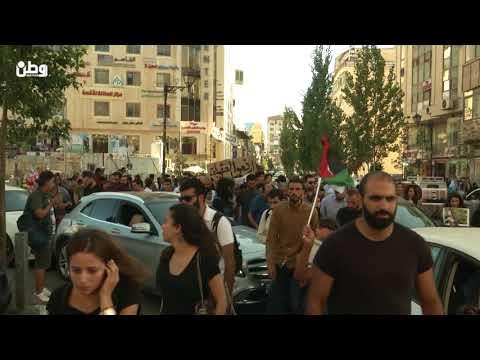 حراك رفع العقوبات عن غزة لـ وطن: الأسرى فوق كل المناكفات السياسية ومستمرون في حراكنا