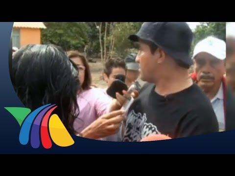 Náufrago salvadoreño regresa a Chiapas