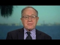 Alan Dershowitz reacts after Perez is named new DNC chair