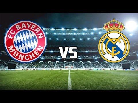 SCC Derby: Bayern München Vs. Real Madrid