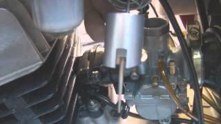 Tutorial Regular Aguja Del Carburador De Suzuki Ax 100 [HD
