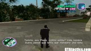 GTA Vice City Bonus Llamadas Telefonicas Despues De La