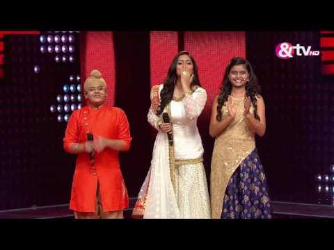 Harshdeep Kaur - Performance - Episode 28 - October 23, 2016 - The Voice India Kids