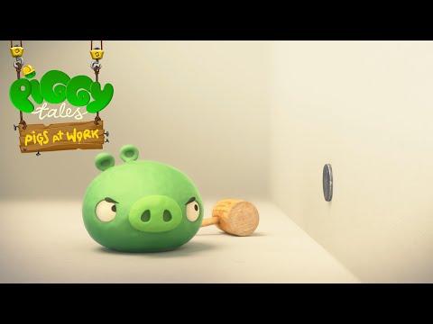 Piggy Tales: Prasat� v pr�ci - Klinec
