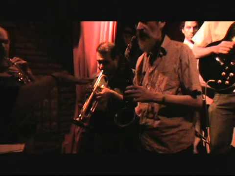 Festival Free Jazz 2011 - Ruben Ferrero Nu-Jazz