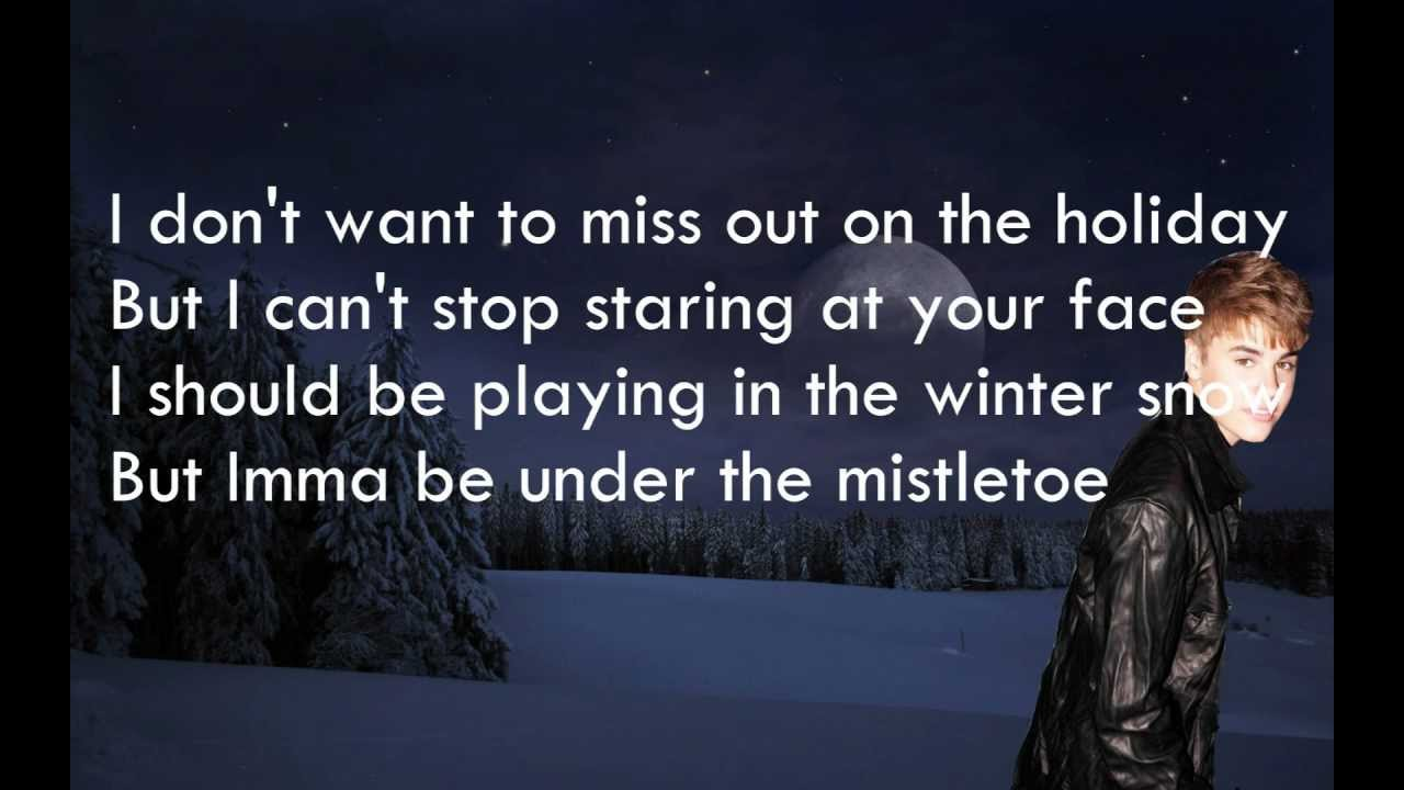 Justin Bieber – Mistletoe Lyrics | Genius Lyrics