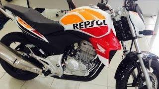 HONDA CB-300R REPSOL EDITION AO VIVO MOTONEWS