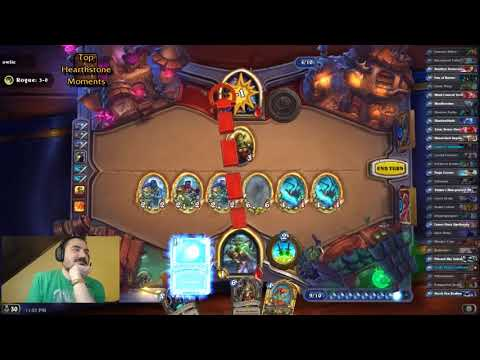 Amaz Game CRASHES!   Funny Hearthstone Moments Ft  Amaz, Disguised Toast, xChocobars, Kripparrian