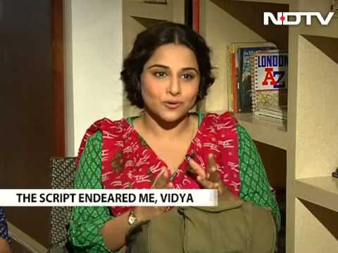 Was fun playing a man : 'jasoos' Vidya Balan on her 12 avataars
