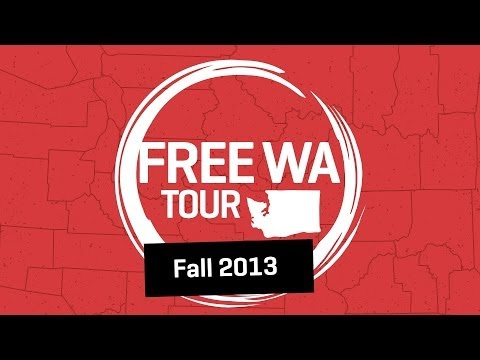 FreeWA Tour - Fall 2013