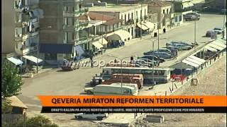 Qeveria miraton reformn territoriale  Top Channel Albania  News  L