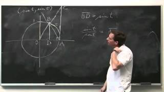 Worldwide Calculus: Trigonometric Functions: Sine and Cosine