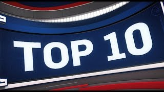 Top 10 Plays of the Night: December 31, 2017
