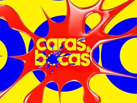 CARAS E BOCAS - Chicas