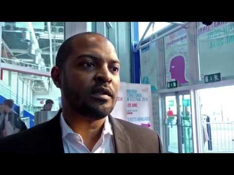 Noel Clarke discusses The Anomaly at EIFF World Premiere