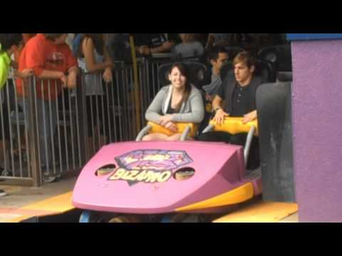 Big Time Rush Fan Ride, Facebook Fan winner of a ride on Bizarro with band Big Time Rush.