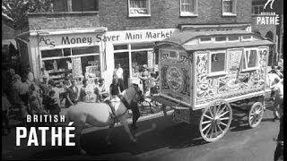 John Lennon's Gypsy Caravan, 1967