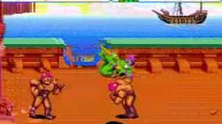 Teenage Mutant Ninja Turtles TMNT Snes Completo
