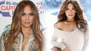 Clon Jennifer L Pez Se Desnuda En Pel Cula Parker Lopez El