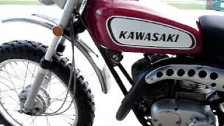 1969 Kawasaki G4TR Trail Boss 100