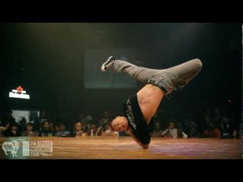 The Urban Movement Tour 2011 in Philly | Bboy Powermove RECAP by YAK FILMS | Philadelphia, PA