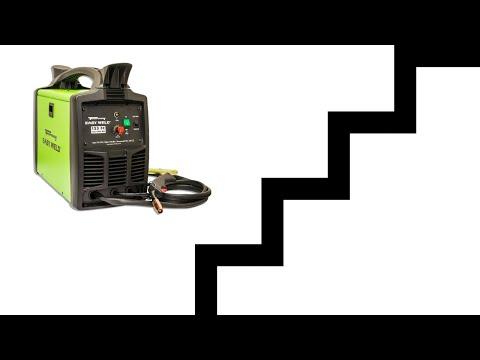 Como hacer una escalera de hierro youtube for Como hacer una escalera de hierro exterior