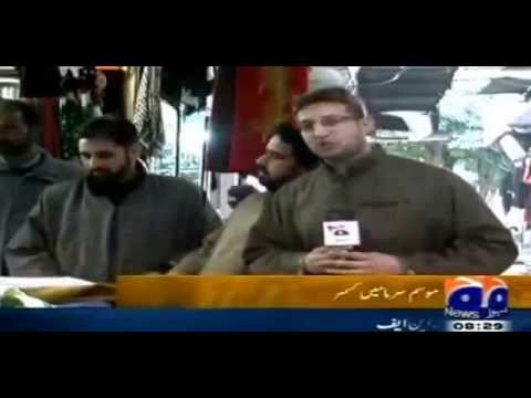Geo News Traditional Kashmiri Dress Phiran Kotli Azad Kashmir