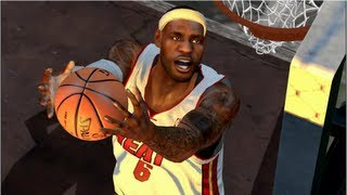 @KingJames NBA Lebron James In The Dunk Contest 2014