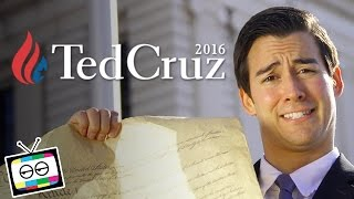 Ted Cruz: Obey the Constitution or Make Stuff Up