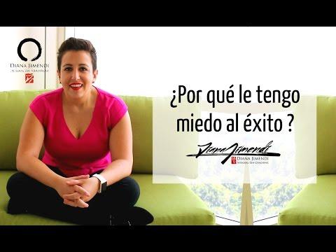 ¿Por qué le tengo miedo al éxito? - #DianaJimendi - Integral Zen Videoblogs
