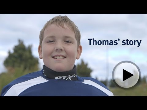 First Time in Net: Thomas' Story
